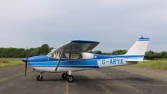 G-ARYK Cessna 172 Skyhawk