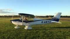 G-ARYS Cessna 172 Skyhawk