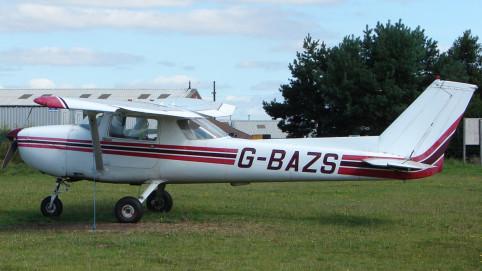 G-BAZS Cessna 152