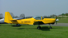 G-BNSO Slingsby T67 Firefly
